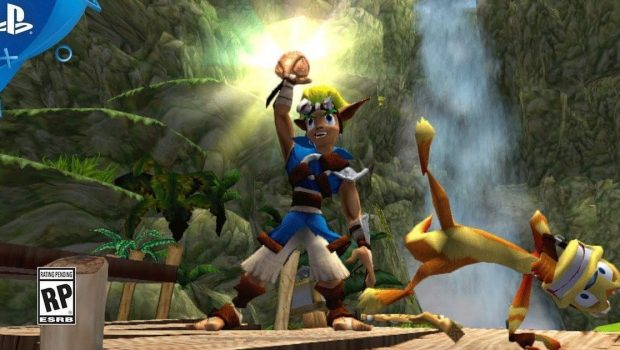 Jak and Daxter PS2 Classics coming to PlayStation 4