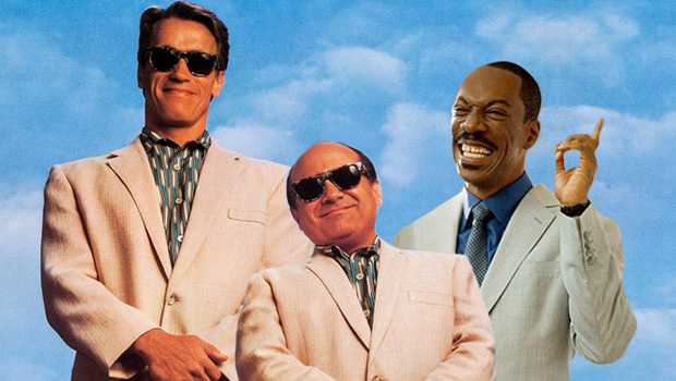 Twins 2 Aka Triplets Starring Arnold Schwarzenegger Danny Devito Eddie Murphy To Start Filming Fall 2017 Impulse Gamer