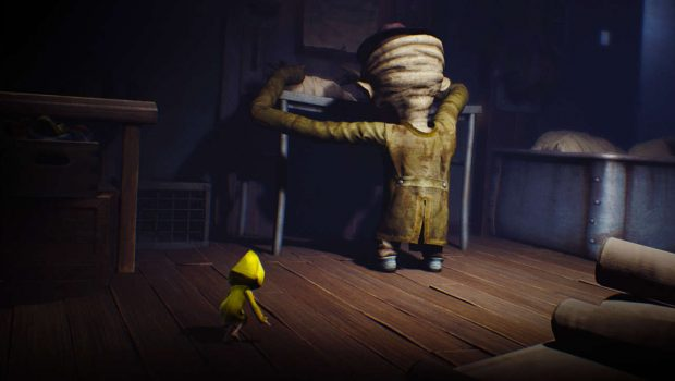 New story of LITTLE NIGHTMARES™ and free trial available