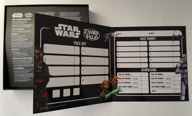 Star Wars Family Feud Board Game Review - Impulse Gamer