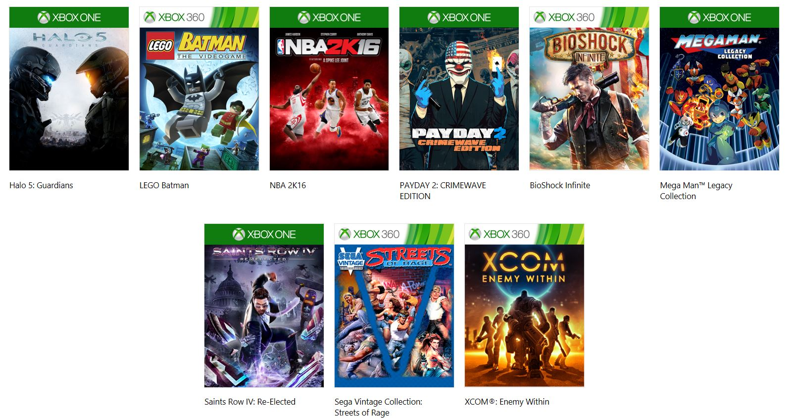 Xbox Game Pass Launches June 1 with 100+ Games