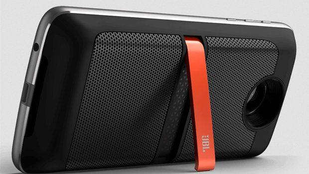 JBL SoundBoost Speaker Moto Mod Review - Impulse Gamer