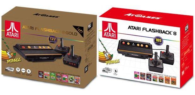 AtGames Announce Atari Classic Gaming Hardware and Sega Mega