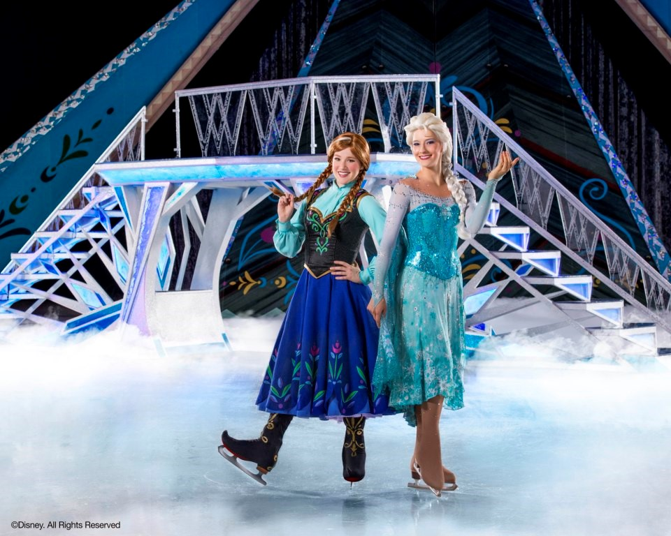 Disney on Ice Presents Frozen (Melbourne 2017 Review
