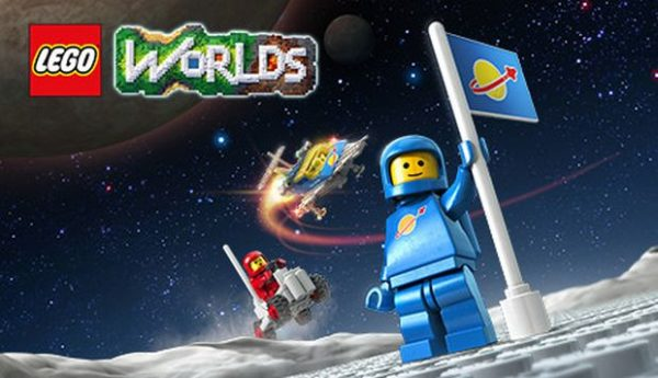 LEGO® Worlds Classic Space DLC Pack Now Available - Impulse Gamer