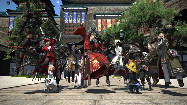 Final Fantasy XIV: Stormblood PS4 Review - Impulse Gamer