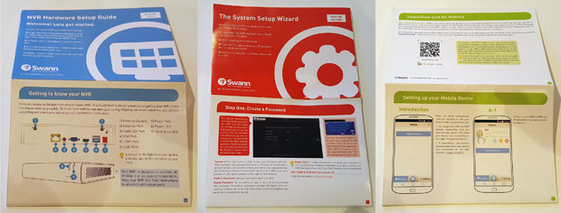 Swann NVW-485 Wi-Fi HD Security System Review - Impulse Gamer
