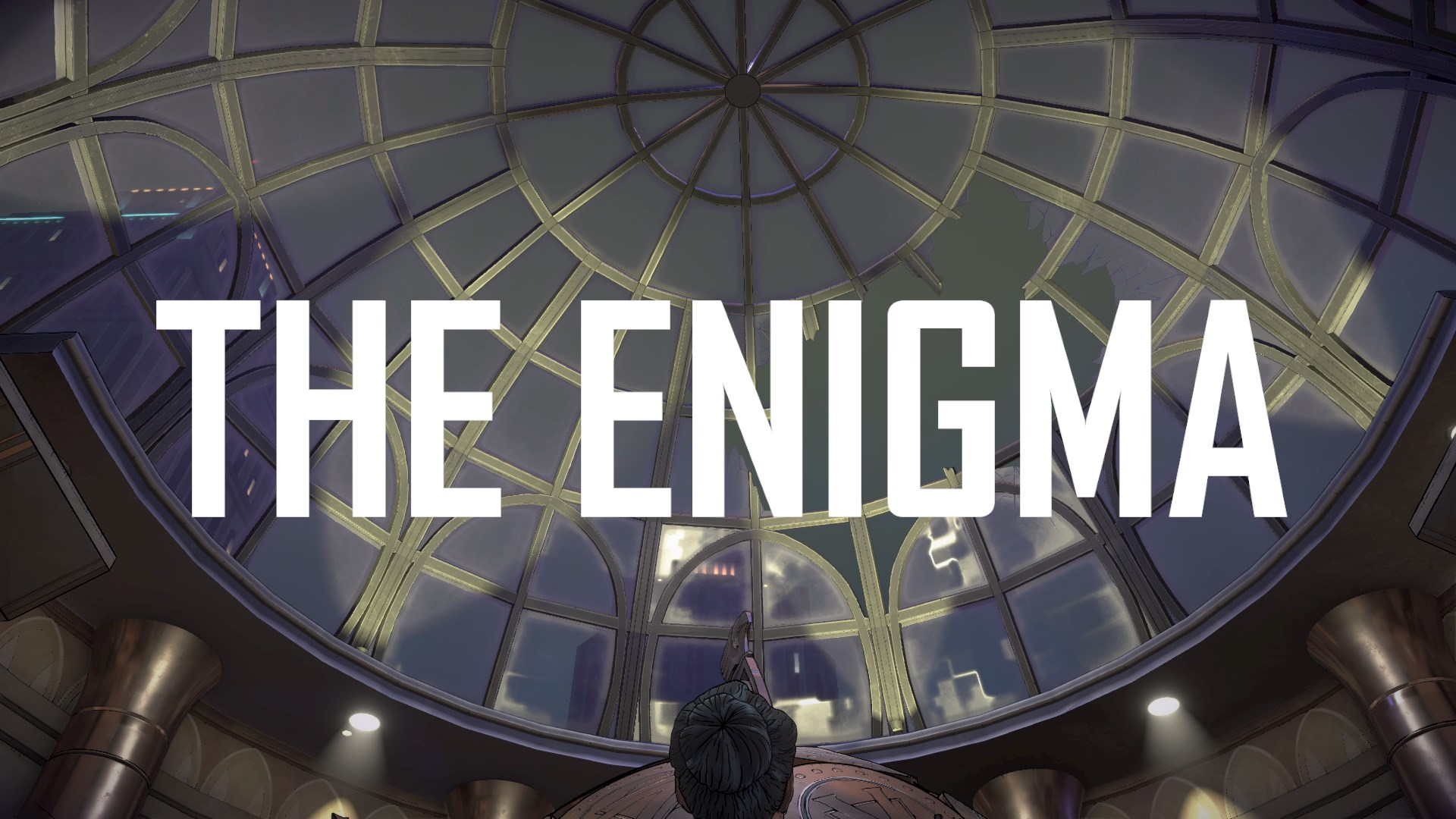 Review: Batman - The Enemy Within: The Enigma