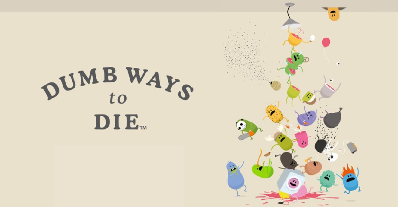 dumb ways to die essay If you're looking for reason to despair at the future of our civilization, all you need to do is get into a car the roads are blocked with drivers pulling ever-more random moves while updating periscope and playing game after game of dumb ways to die, cruel irony edition.