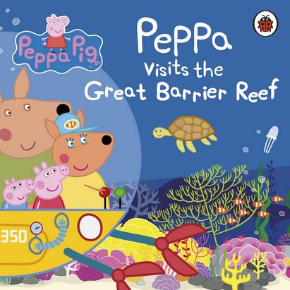 Peppa Visits The Great Barrier Reef Book Review