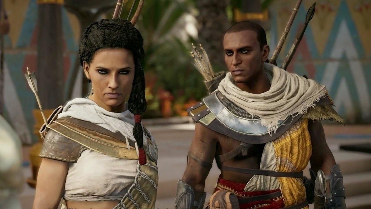 Assassin S Creed Origins Review Impulse Gamer