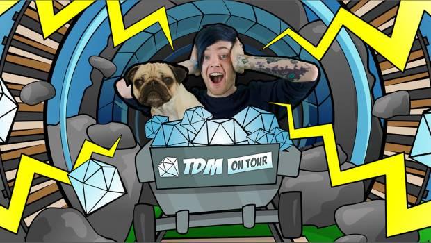 Dan Tdm On Tour Dvd Release