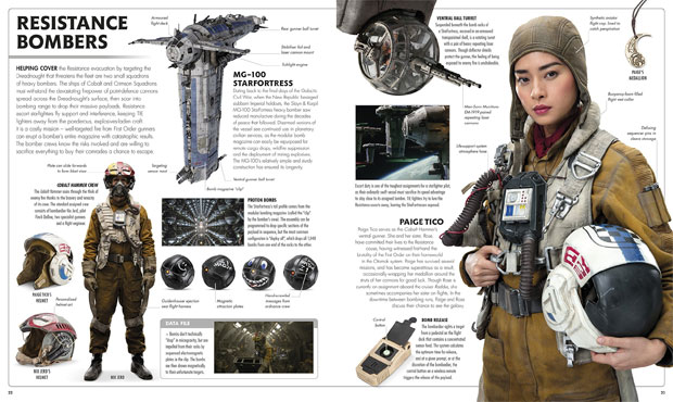 Star Wars The Last Jedi Visual Dictionary Review Impulse