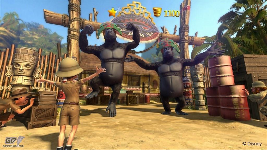 Disneyland Adventures Xbox One X Review - Impulse Gamer