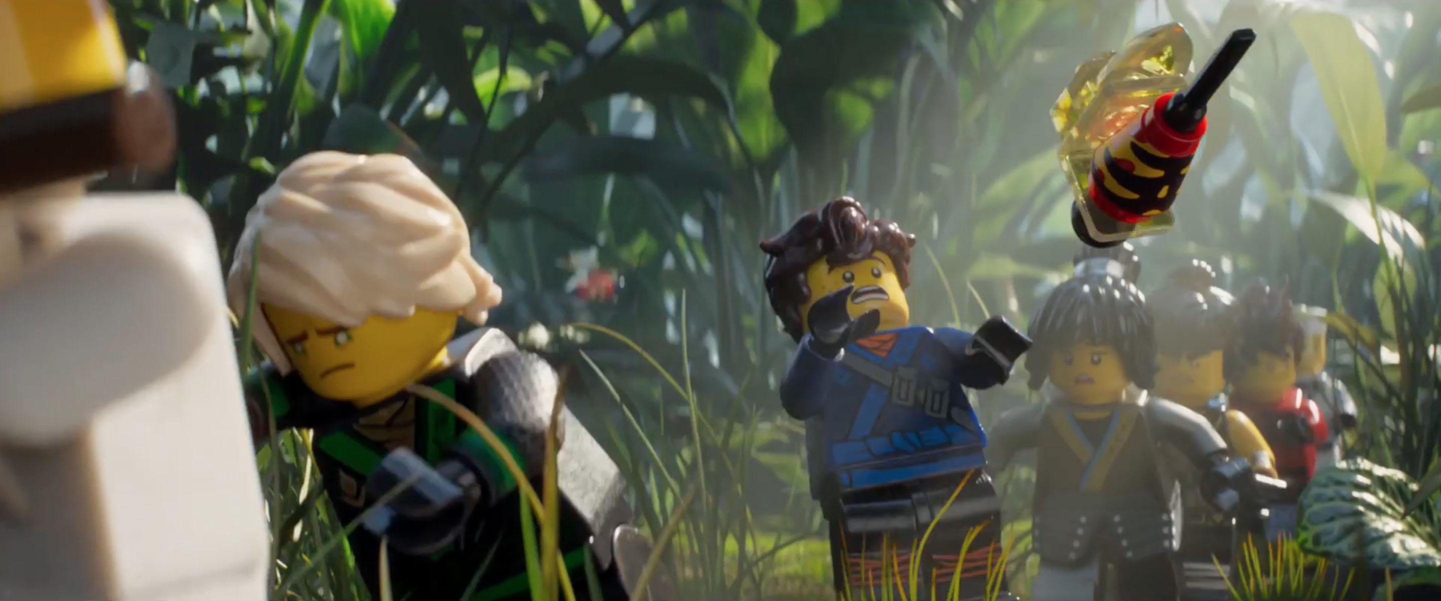 The Lego Ninjago Movie Dvd Review Impulse Gamer Ps Vita Video Game Region 1 English There Is Something Movies Do Pretty Well Even When They Are Repeating Same Formula And Thats Humour Ill Skip Batman Here