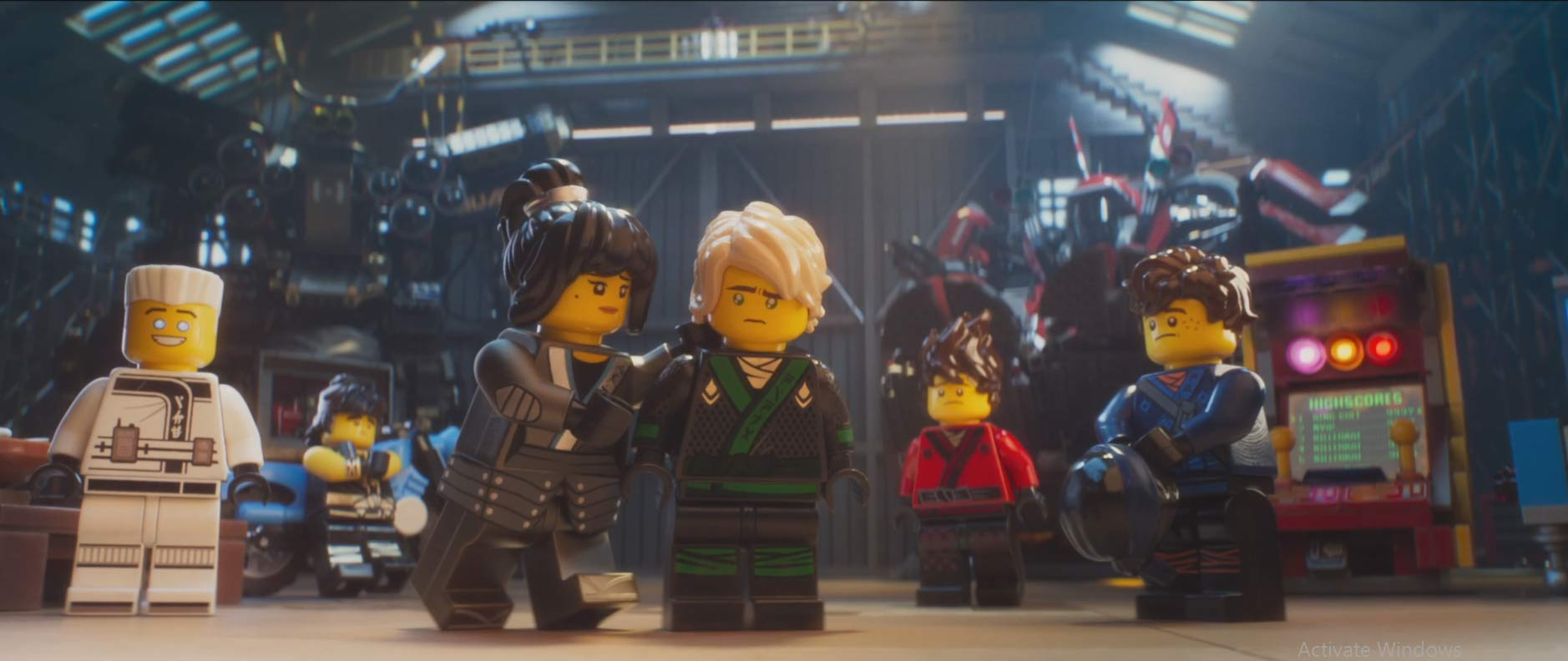 The Lego Ninjago Movie Dvd Review Impulse Gamer