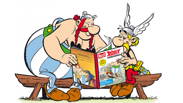 Anuman acquires the licence asterix and obelix for video games games altavistaventures Images