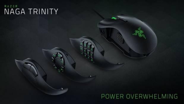 The Razer Naga Trinity Review Impulse Gamer