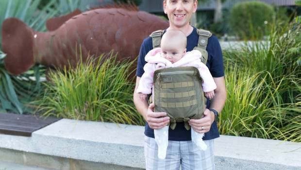Mission Critical Baby Carrier Review Impulse Gamer