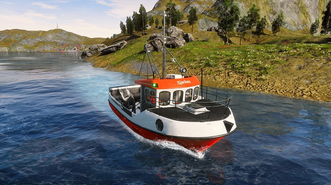 Fishing barents sea pc review impulse gamer playing the game you do get the feeling of freedom and being able to use your boats equipment to search for the best fishing spots solutioingenieria Image collections