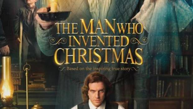 The Man Who Invented Christmas Dvd.Win The Man Who Invented Christmas On Dvd Impulse Gamer