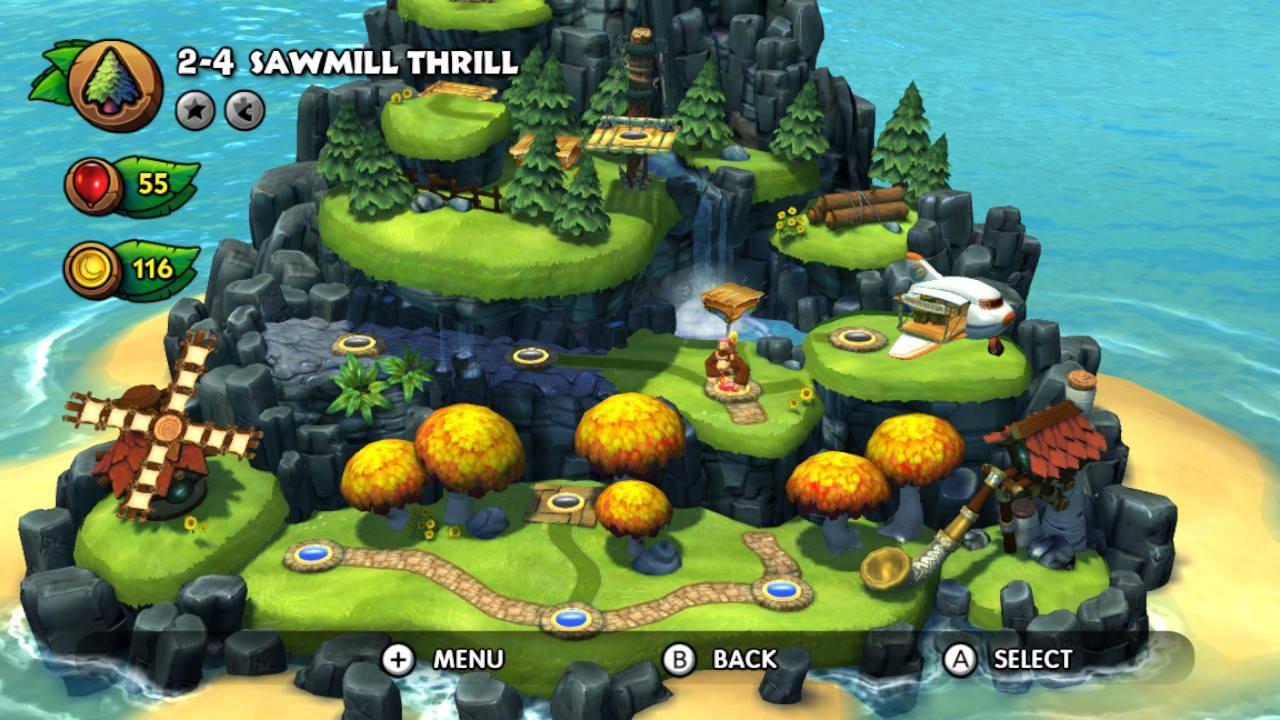 Donkey Kong Country: Tropical Freeze (Nintendo Switch