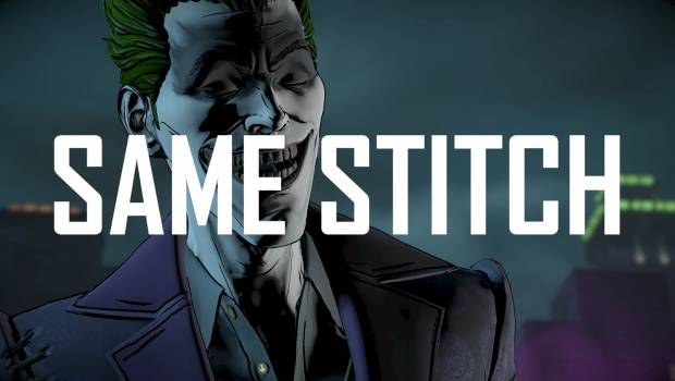 Batman The Enemy Within - The Telltale Series: Episode 5: Same