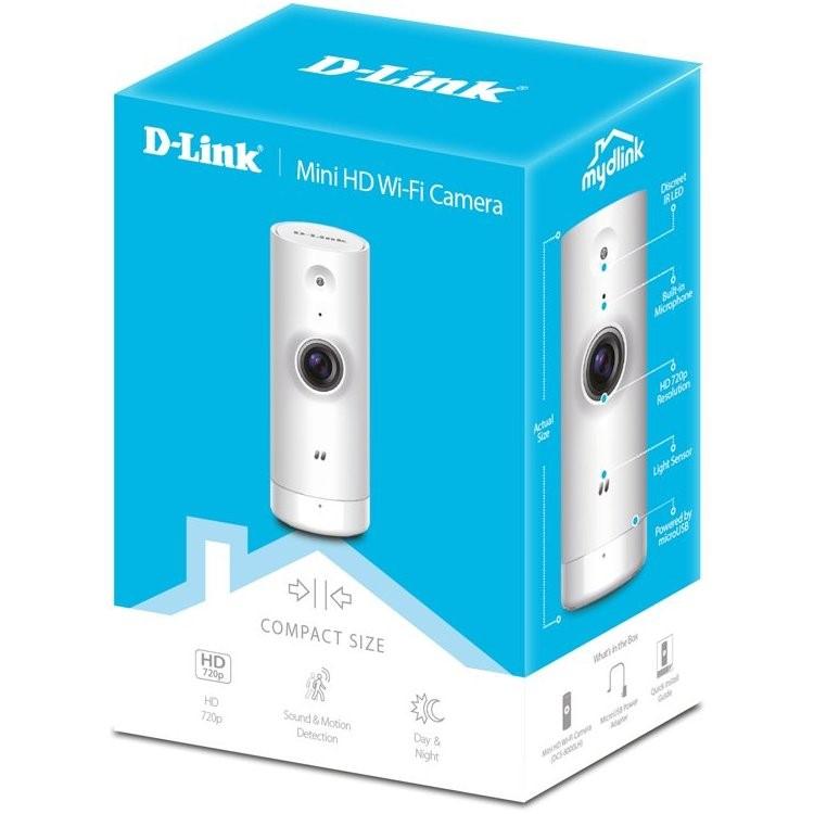 D-Link DCS-8000LH Mini HD Wi-Fi Camera Review - Impulse Gamer
