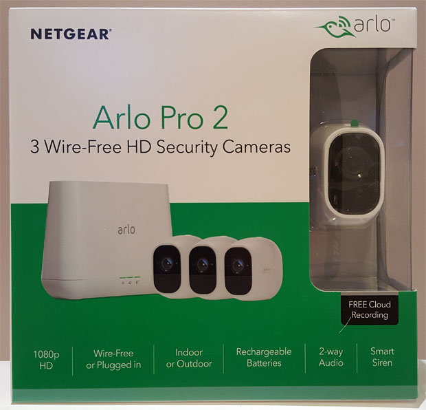 Netgear Arlo Pro 2 Review - Impulse Gamer