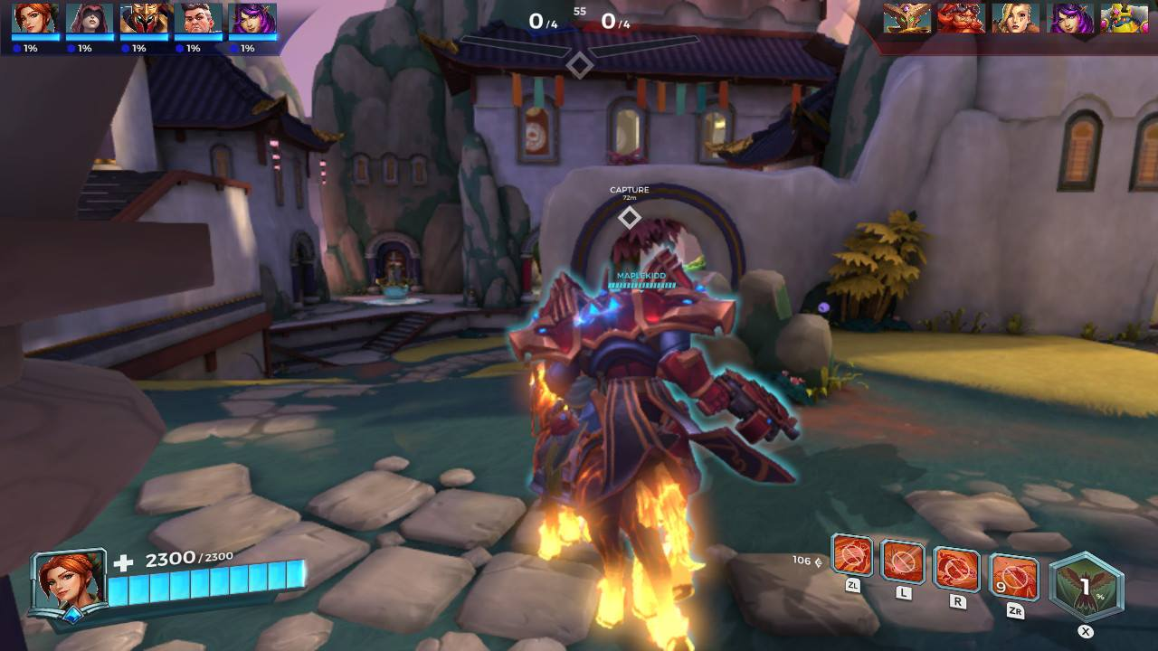 Paladins (Nintendo Switch) Review - Impulse Gamer