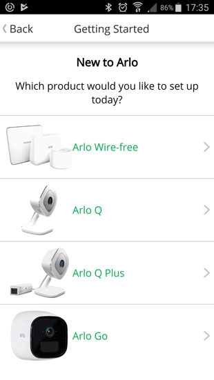 arlo android app requirements