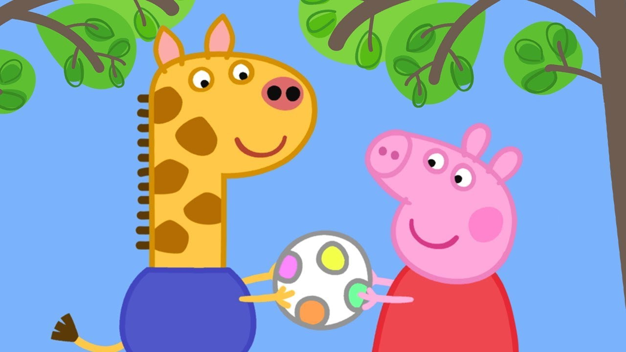 Peppa Pig Peppa S New Friend Book Review Impulse Gamer