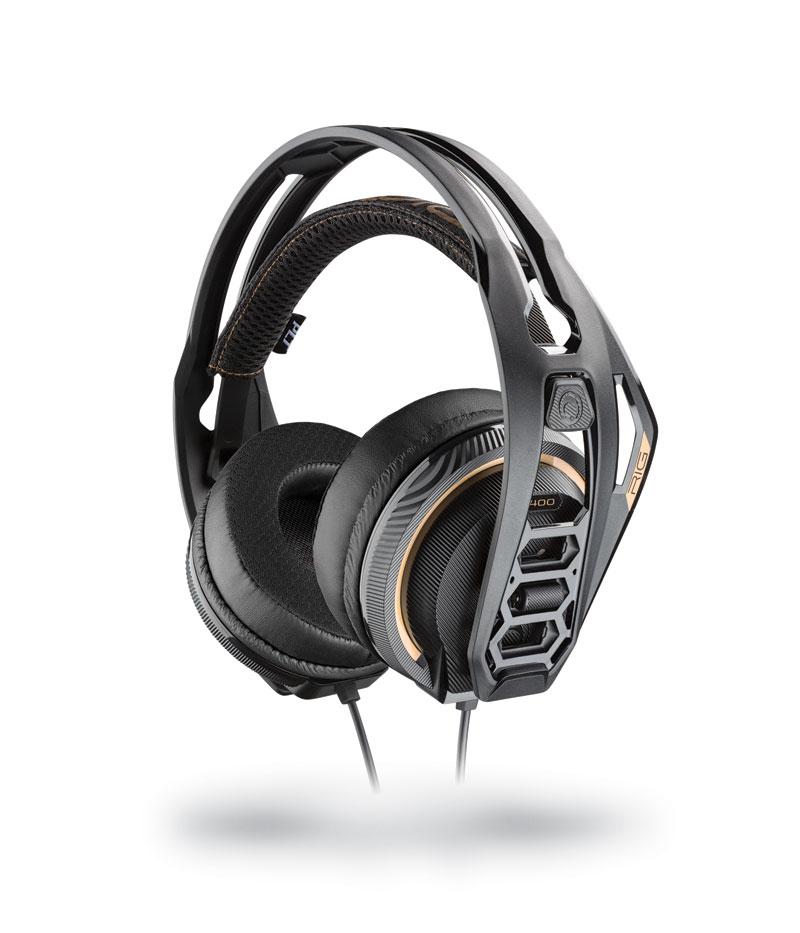 Plantronics Announces New Rig 300 Series And Rig 400 Pro Gaming