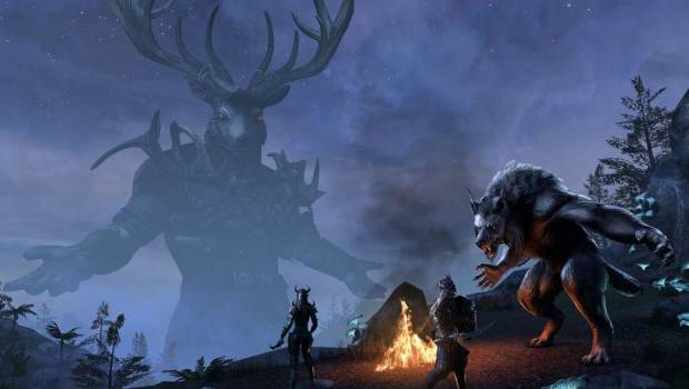 The Elder Scrolls Online | Wolfhunter Dungeon DLC, Update 19
