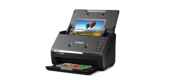Epson launches FastFoto – World's Fastest WiFi Photo Scanner