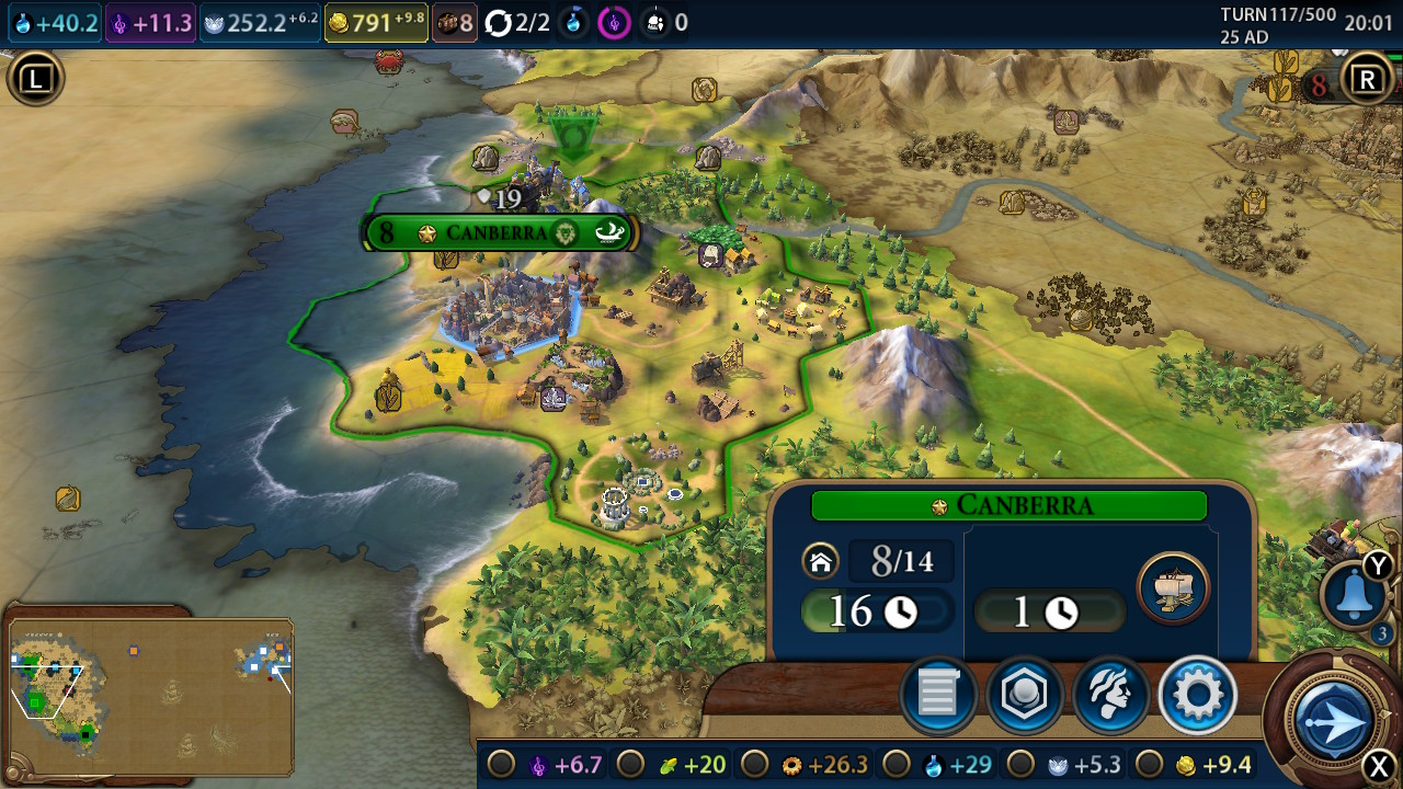 Civilization VI (Nintendo Switch) Review - Impulse Gamer