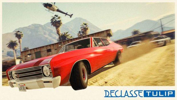 This Week In Gta Online The Declasse Tulip Muscle Car Bonuses On
