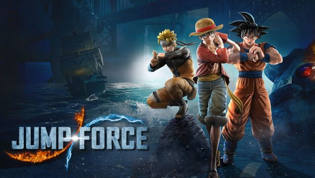 Jump Force PS4 Review