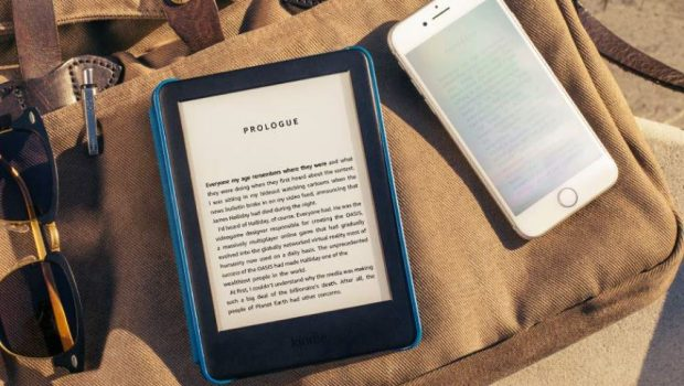 All-New Kindle Now with an Adjustable Front Light for Just $139