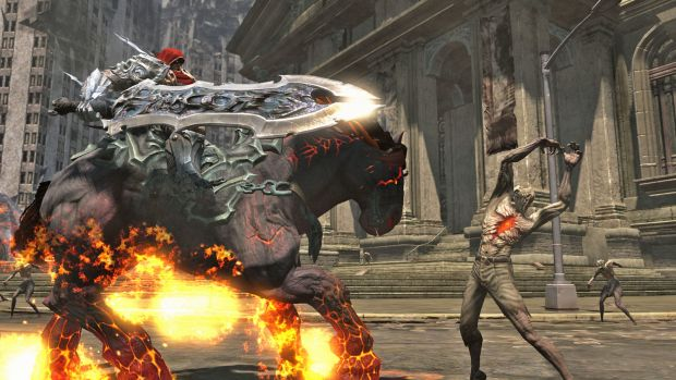 Darksiders: Warmastered Edition Switch Review - Impulse Gamer