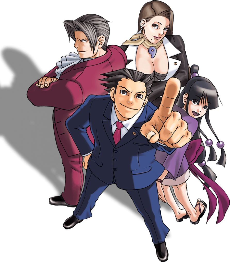Ace Attorney When A Video Game Adaptation: Phoenix Wright: Ace Attorney Trilogy Review (Xbox One
