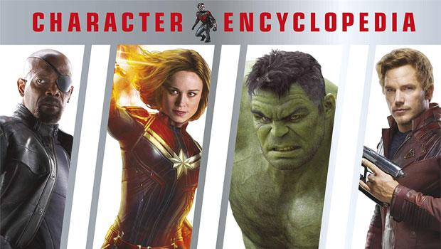 Marvel Studios: Character Encyclopedia Review (Feb 2019