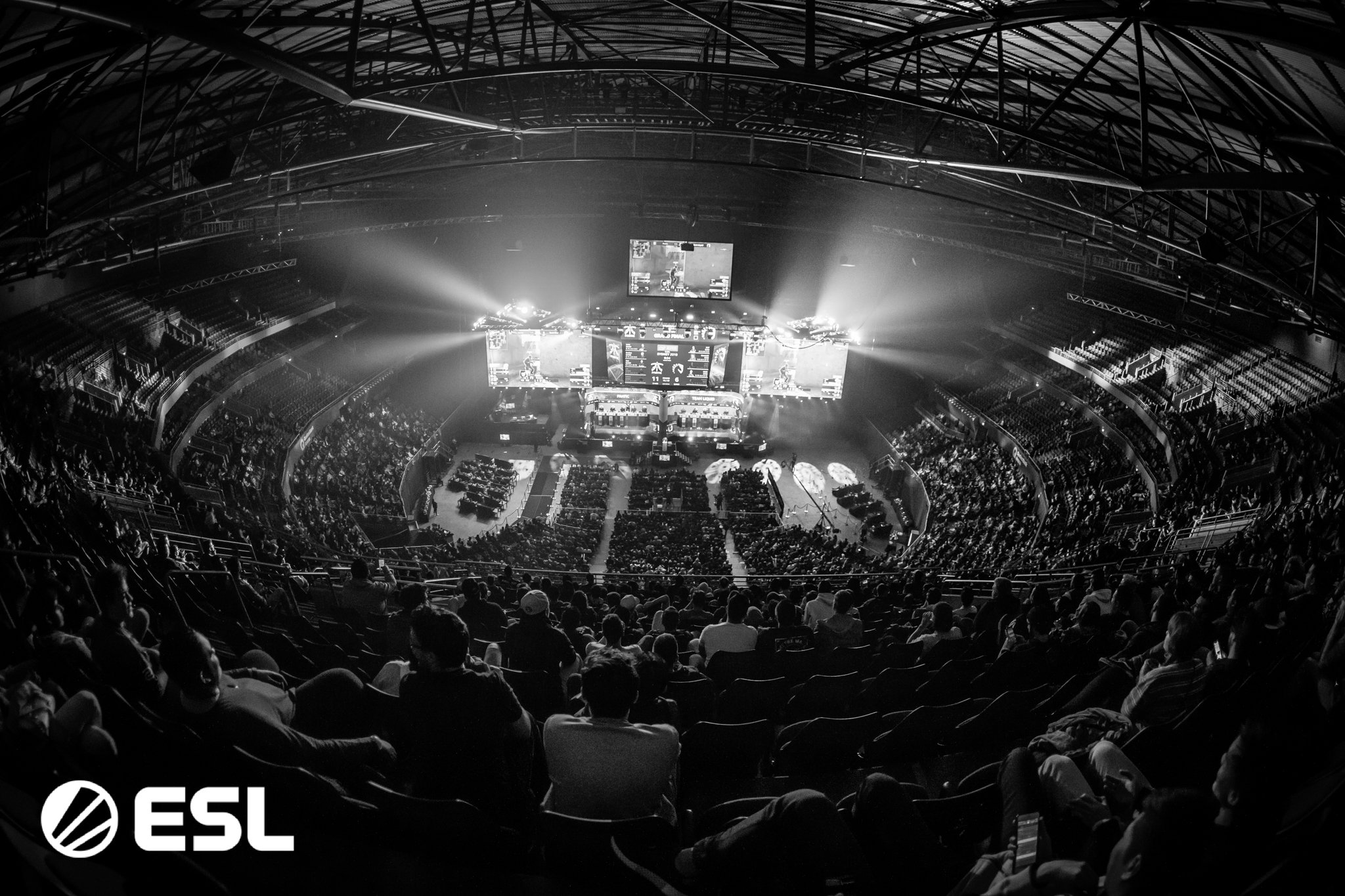 IEM Sydney 2019 crowd
