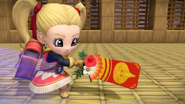 BUILD YOUR OWN WORLD OF ADVENTURE IN DRAGON QUEST BUILDERS 2
