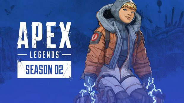 APEX LEGENDS IS BRINGING THE THUNDER WITH SEASON 2 – BATTLE