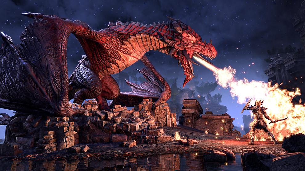 The Elder Scrolls Online: Elsweyr PS4 Review - Impulse Gamer