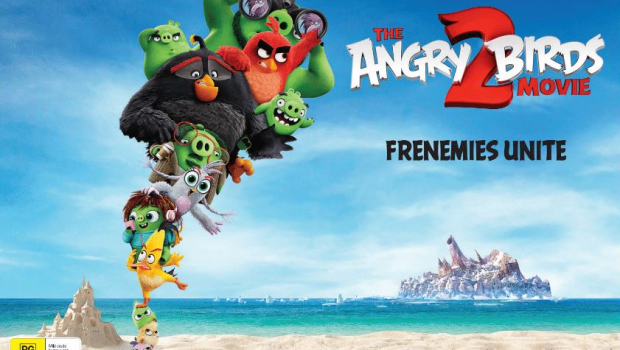 See THE ANGRY BIRDS MOVIE 2 and Raise Money for Children with ...
