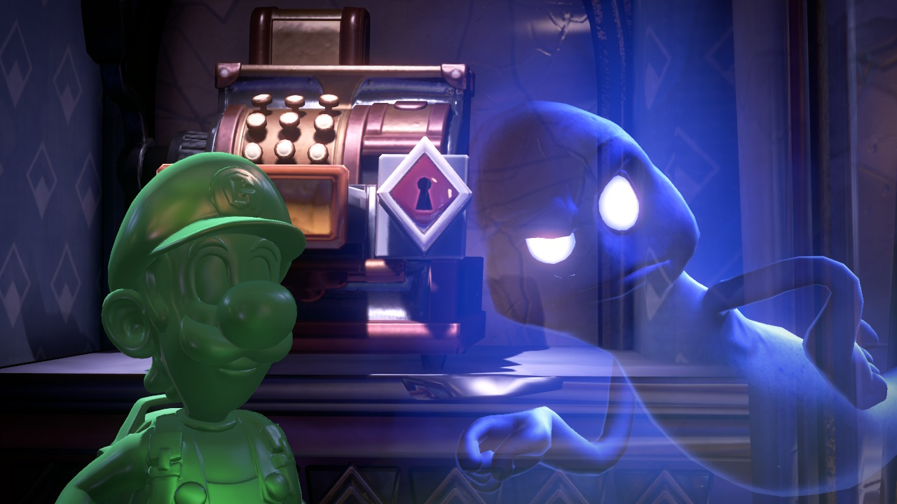 Luigi S Mansion 3 Review Impulse Gamer