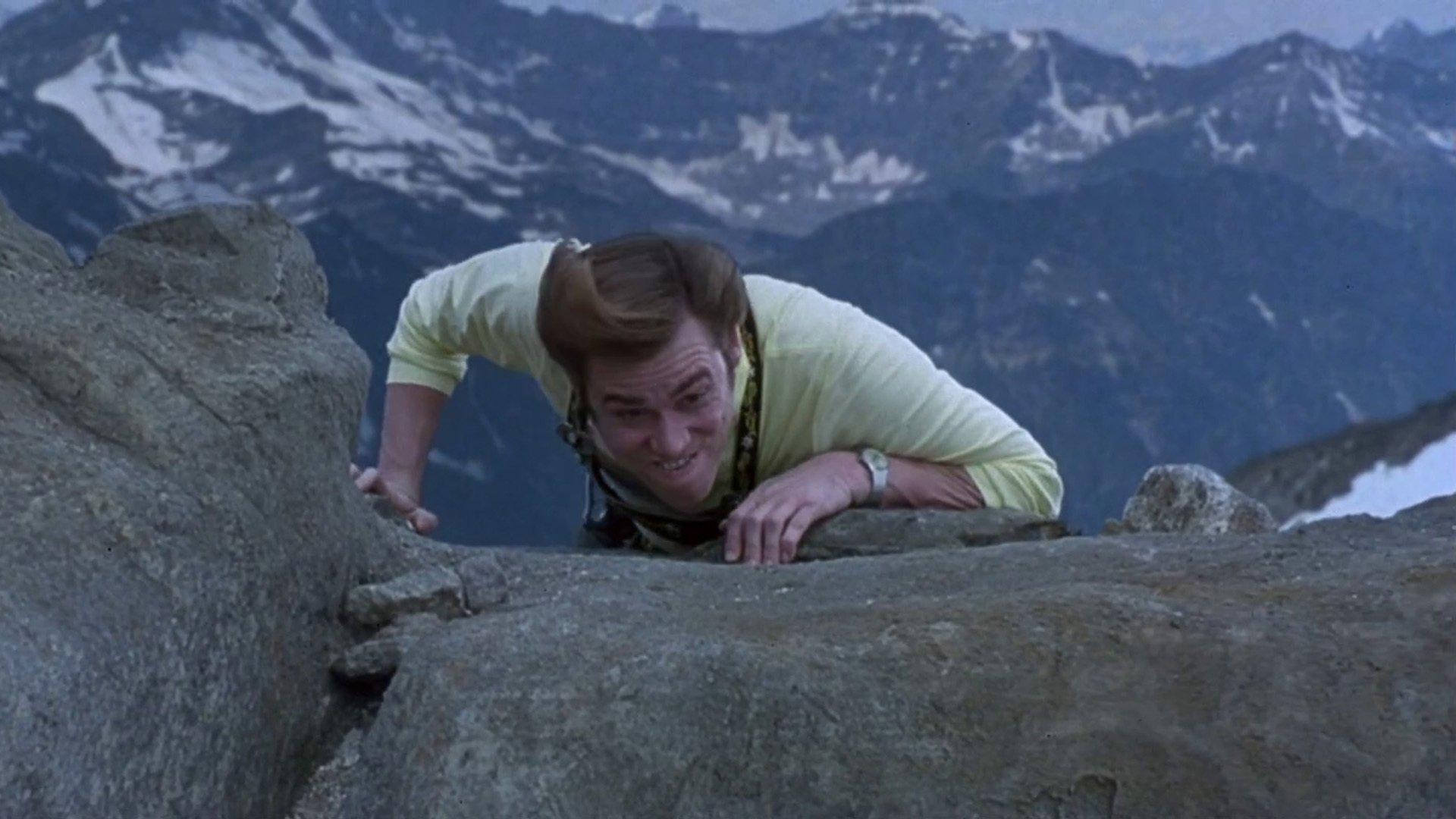 ACE VENTURA: WHEN NATURE CALLS 1995 Warner Bros film with