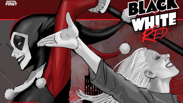 DC PRESENTS HARLEY QUINN: BLACK + WHITE + RED - Impulse Gamer